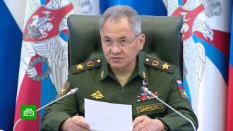 Сергей Шойгу отмечает <nobr>65-летие</nobr>