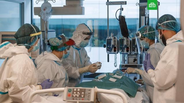 Число случаев COVID-19 вмире превысило 5млн.Бразилия, США, болезни, карантин, коронавирус, эпидемия.НТВ.Ru: новости, видео, программы телеканала НТВ