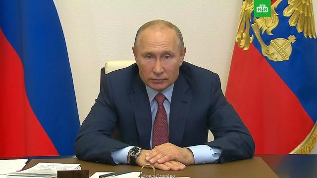 Путин предложил начать ЕГЭ с29июня.ЕГЭ, Путин, коронавирус, образование, школы, эпидемия.НТВ.Ru: новости, видео, программы телеканала НТВ