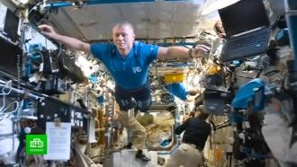Петербургский космонавт может стать участником программы SpaceX