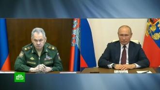 Путин назвал жизнь людей главной ценностью при проведении мероприятий