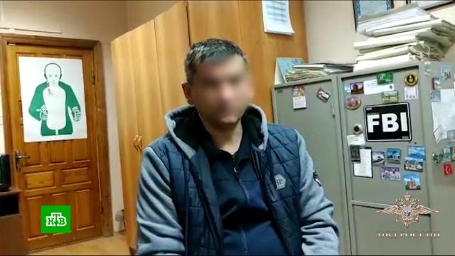 «Начал душить ее»: подозреваемый рассказал об убийстве школьницы из Пензы.Пенза, дети и подростки, задержание, криминал, расследование, убийства и покушения.НТВ.Ru: новости, видео, программы телеканала НТВ