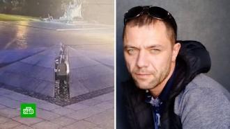Мужчина пожарил шашлык на Вечном огне в Кронштадте