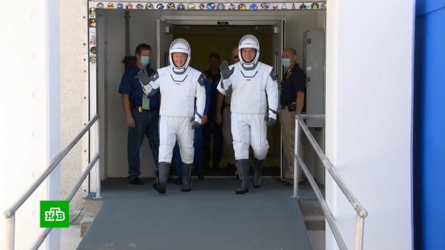 Системы Crew Dragon готовы кисторическому пилотируемому полету.Илон Маск, МКС, НАСА, космонавтика, космос.НТВ.Ru: новости, видео, программы телеканала НТВ