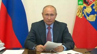 Путин потребовал максимального внимания кпроблеме безработицы