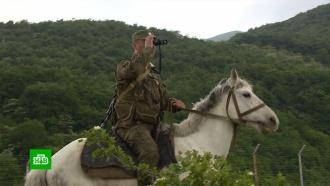 Российские пограничники отмечают профессиональный праздник