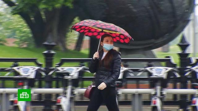 Дожди игрозы: синоптики обещают рекордное количество осадков вМоскве.Москва, погода, рекорды.НТВ.Ru: новости, видео, программы телеканала НТВ