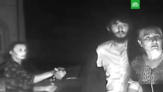 Цыгане накинулись на преследовавших их родственника за нарушение сотрудников ДПС