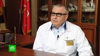 Интервью про детскую больницу вусловиях ковида Криволапова