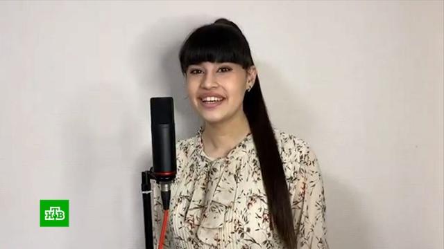 Диана Анкудинова идругие звезды проекта «Ты супер!» споют для детей.Ты супер, артисты, дети и подростки, торжества и праздники.НТВ.Ru: новости, видео, программы телеканала НТВ