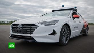 Hyundai и«Яндекс» усовершенствовали совместный беспилотник.НТВ.Ru: новости, видео, программы телеканала НТВ