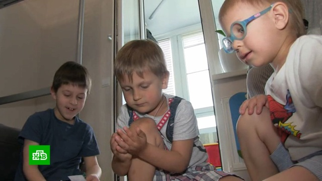 Маленьким братьям из Петербурга нужны деньги на борьбу стяжелой болезнью.SOS, Санкт-Петербург, благотворительность, болезни, дети и подростки.НТВ.Ru: новости, видео, программы телеканала НТВ