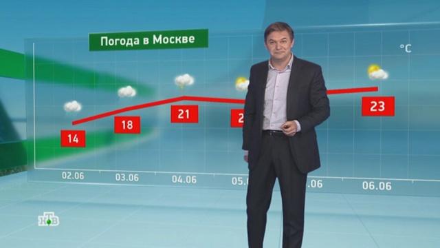 Утренний прогноз погоды на 2июня.погода, прогноз погоды.НТВ.Ru: новости, видео, программы телеканала НТВ