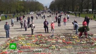 В Латвии хотят запретить георгиевскую ленточку