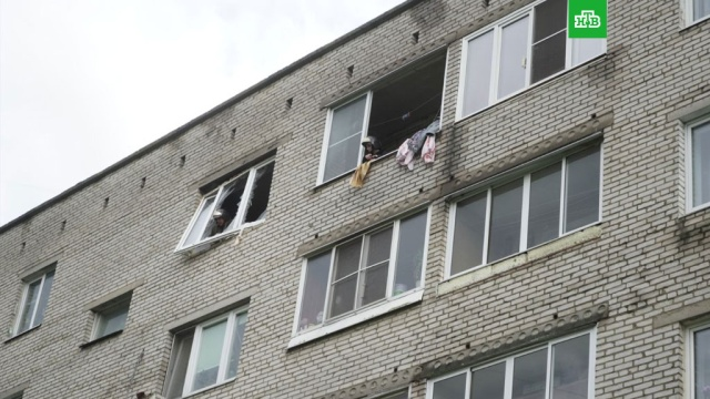 Взрыв газа вподмосковной Ивантеевке попал на видео.МЧС, Московская область, взрывы газа, пожары.НТВ.Ru: новости, видео, программы телеканала НТВ