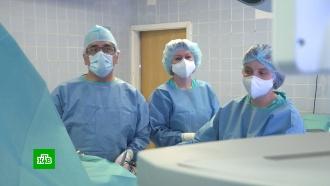 Стерильная зона: как работают врачи-онкологи во время пандемии.НТВ.Ru: новости, видео, программы телеканала НТВ