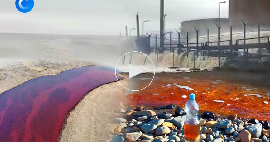 Отравленные реки: катастрофа вСибири