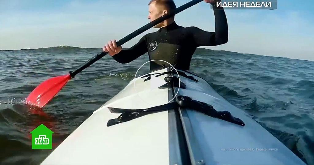 Переносной каяк: компактная лодка для городских условий