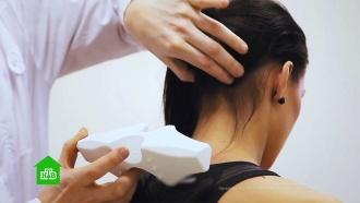 Тест работоспособности тренажера для устранения болей вспине