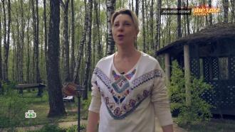 Законопослушная Юлия Рутберг пожалела, что взяла в аренду лес
