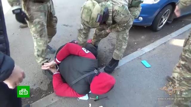 ВКрасноярске задержали троих подозреваемых внападении на инкассаторов.Красноярск, задержание, инкассаторы, нападения, полиция.НТВ.Ru: новости, видео, программы телеканала НТВ