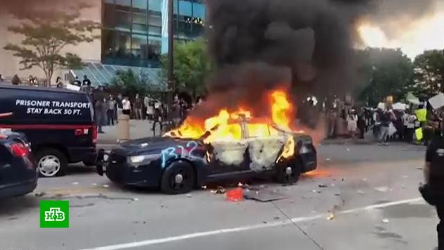 «Процесс века»: в США начинается суд над главным фигурантом дела Джорджа Флойда.США, беспорядки, митинги и протесты, полиция, суды.НТВ.Ru: новости, видео, программы телеканала НТВ