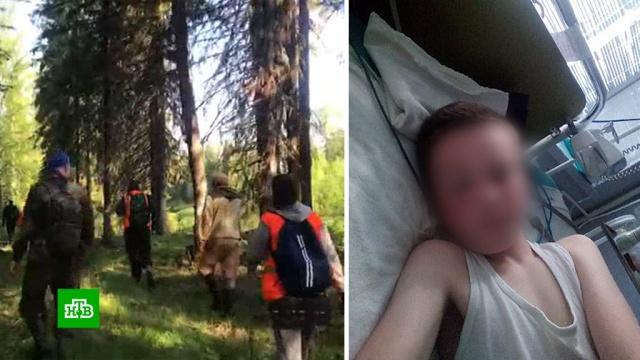 ВПермском крае нашли мальчика, 3дня скитавшегося влесу.Пермский край, дети и подростки, поисковые операции.НТВ.Ru: новости, видео, программы телеканала НТВ