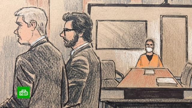 Судья установила залог в$1, 25млн для обвиняемого вубийстве Джорджа Флойда.США, беспорядки, митинги и протесты, полиция, суды.НТВ.Ru: новости, видео, программы телеканала НТВ