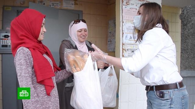 Время добрых дел: как россияне сплотились во время эпидемии COVID-19.Челябинск, волонтеры, коронавирус, экономика и бизнес, эпидемия.НТВ.Ru: новости, видео, программы телеканала НТВ