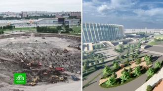Как проект «СКА Арены» осовременит Петербург