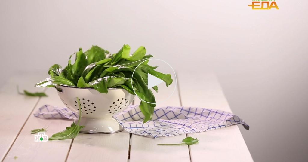 Блюда скислинкой: насколько опасны листья щавеля