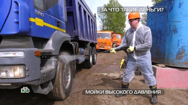 Напористые помощники: тест моек высокого давления.НТВ.Ru: новости, видео, программы телеканала НТВ