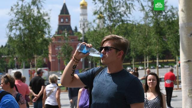 Тридцатиградусная жара вернется вевропейскую часть России.Москва, жара, погода.НТВ.Ru: новости, видео, программы телеканала НТВ