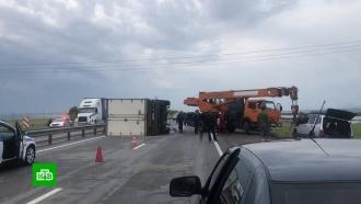 Ураган оставил без света более 10 тысяч жителей Ставрополья