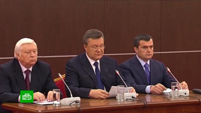 Порошенко не ответил на большинство вопросов по делу Януковича.Порошенко, Украина, Янукович.НТВ.Ru: новости, видео, программы телеканала НТВ