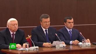 Порошенко не ответил на большинство вопросов по делу Януковича
