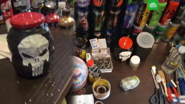 Подросток с бомбой планировал нападение на школу в Волгограде.ФСБ, школы, Волгоград, дети и подростки, нападения.НТВ.Ru: новости, видео, программы телеканала НТВ