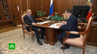 Глава «Росатома» доложил Путину об успехах компании