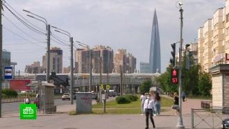 В Смольном дали пессимистический прогноз по развитию экономики Петербурга