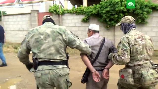 ФСБ задержала участников банды Басаева и Хаттаба.Дагестан, ФСБ, задержание, терроризм.НТВ.Ru: новости, видео, программы телеканала НТВ