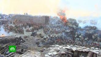 Оригинал панорамы «Оборона Севастополя» вернется в Крым