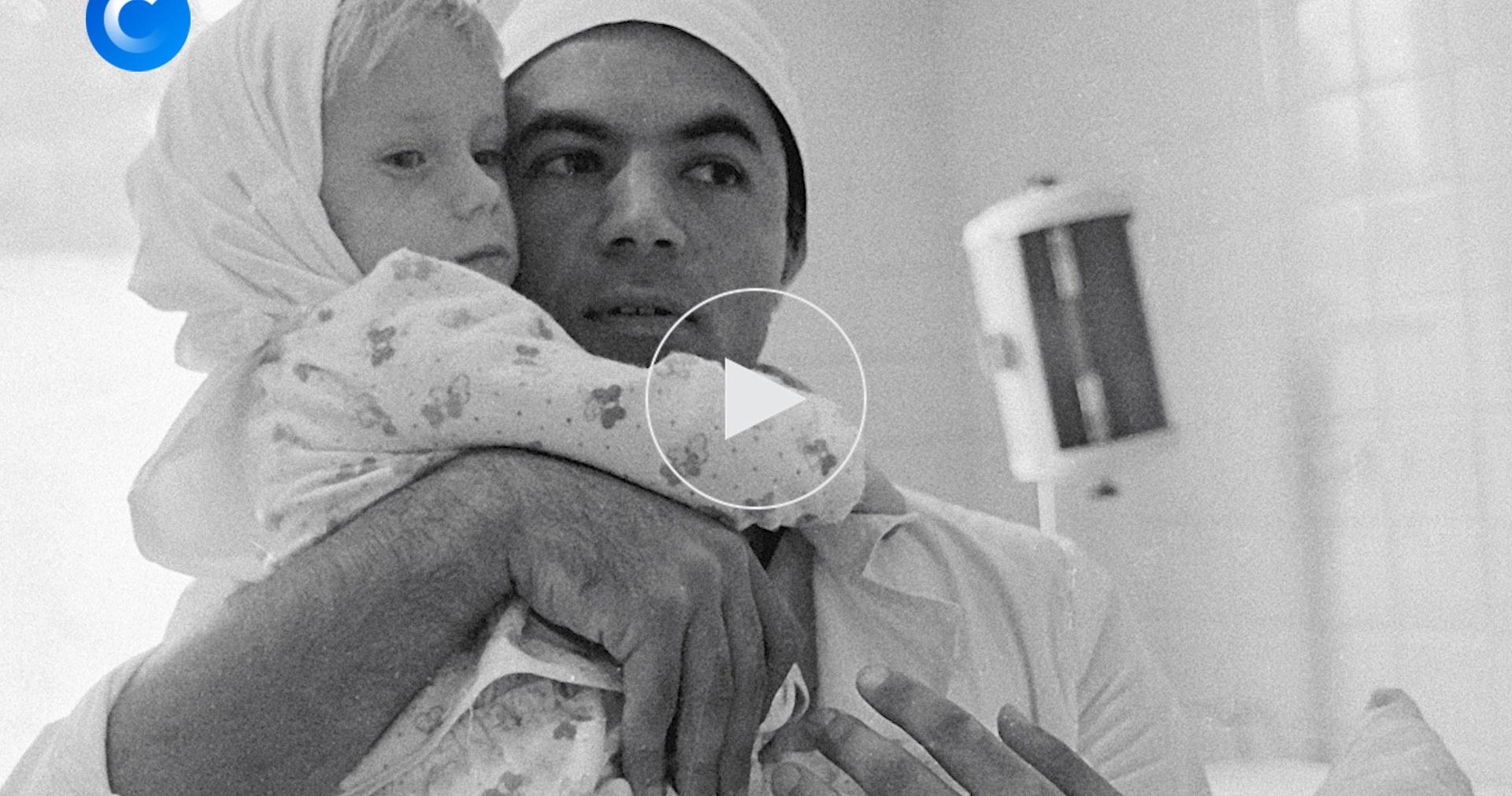 Первая вмире: как вСССР спасли девочку без ног