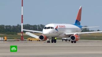 Авиакомпаниям доплатят за полеты на Sukhoi Superjet 100
