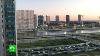 Петербуржцы с юго-запада потеряли сон из-за круглосуточной стройки