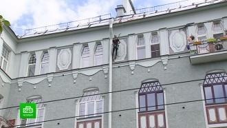«Кабанчики» и ожерелье: как петербургские реставраторы омолодили дом Циммермана