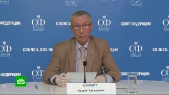 В Совфеде заявили о попытках Запада повлиять на голосование по поправкам