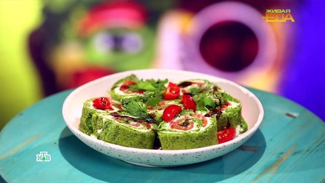 Витаминный салат сгранатом иапельсином.НТВ.Ru: новости, видео, программы телеканала НТВ