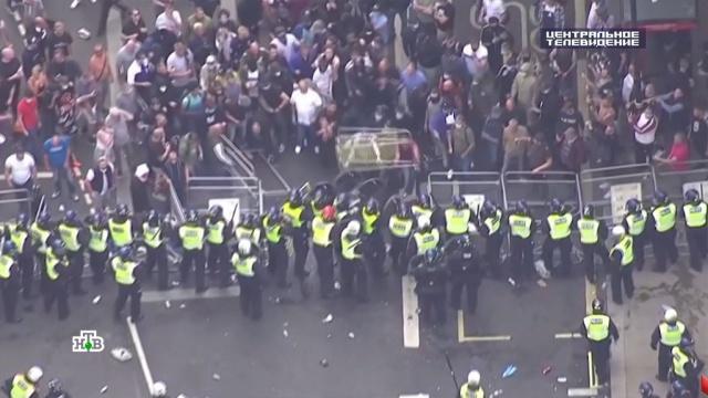 Революция антифа: кто стоит за протестами вЕвропе.Европа, беспорядки, митинги и протесты.НТВ.Ru: новости, видео, программы телеканала НТВ
