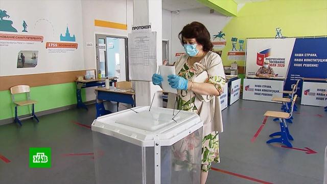 Почти 20% избирателей уже проголосовали по поправкам вКонституцию.законодательство, конституции.НТВ.Ru: новости, видео, программы телеканала НТВ