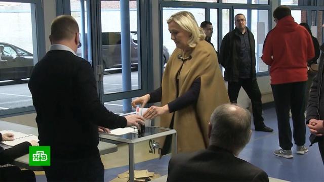 Гражданский муж Марин ле Пен стал мэром французского города.Париж, Франция, выборы, коронавирус, эпидемия.НТВ.Ru: новости, видео, программы телеканала НТВ
